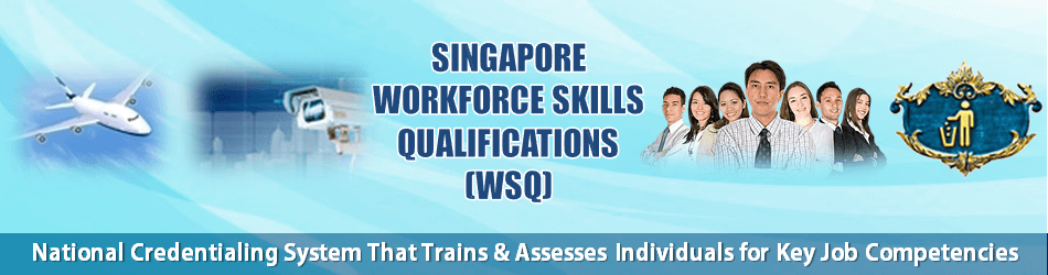 Singapore Workforce Skills Qualifications